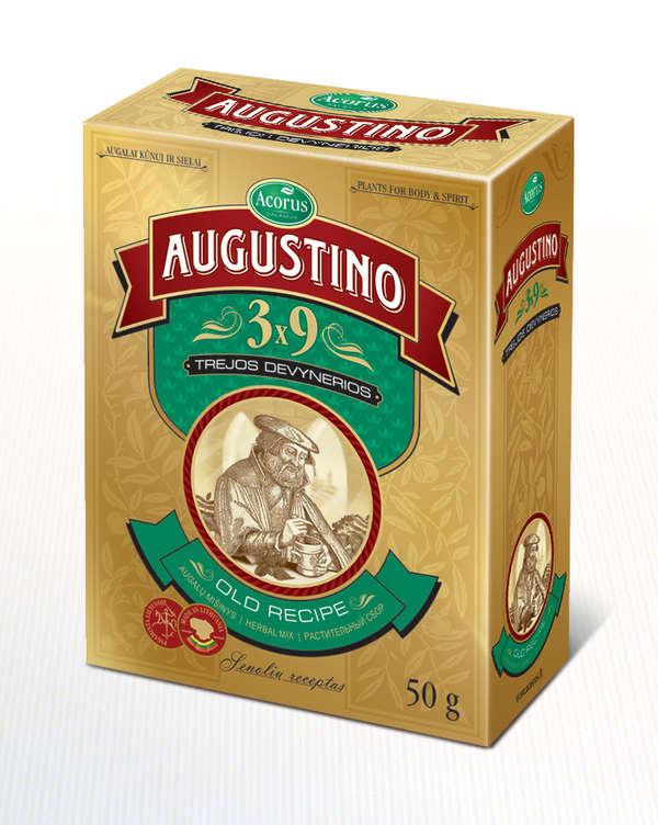 """Augustine's Three Nines"" , 50g"