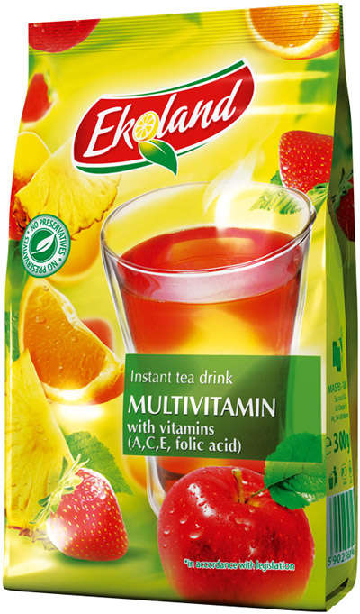EKOLAND multivitamin tea 300g bag