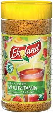 EKOLAND Multivitamin tea drink 350g