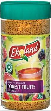 EKOLAND Forest berries tea drink 350g