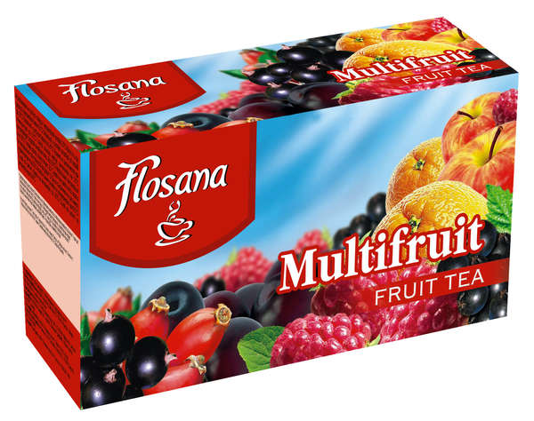 Various fruit tea 20 * 2g FLOSANA