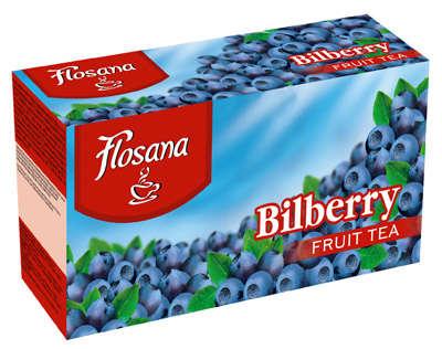 Blueberry taste tea  20 * 2 g FLOSANA
