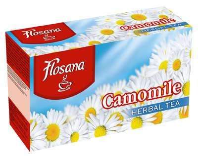 Chamomile tea 20*1.5g FLOSANA