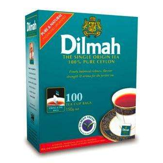 DILMAH 100 with thread /black tea 150 g