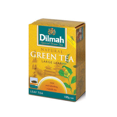 DILMAH green 100 g /loose leaf green tee