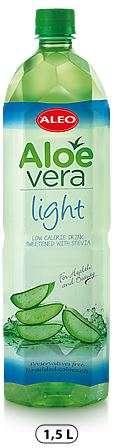 "ALOE VERA with Stevia ""ALEO Light"" 1,5L/Drink (PET)"
