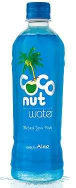 "Coconut water ""ALEO"" 0,5L/Drink (PET)"
