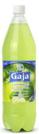 "Carbonated exotic flavour soft drink ""Gaja"", 1,5L"