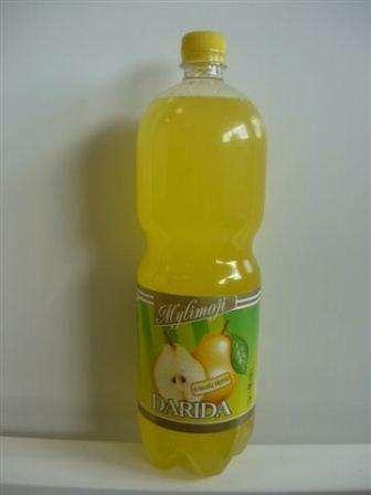 DARIDA 1,5 L Pear flavour/ Sparkling drink