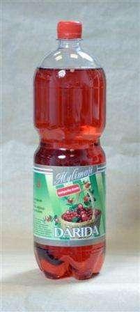 DARIDA 1,5 L cranberry flavour/ Sparkling drink