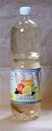 DARIDA Citro Extra 1,5 L/ Sparkling drink