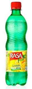 Carbonated drink RASA Lemon, 0,5L