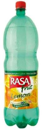 Carbonated drink RASA Lemon, 2L