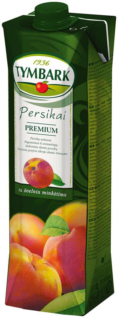 Peach nectar 1L TYMBARK