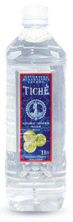 "Still natural mineral water ""Tichė"", 1L"