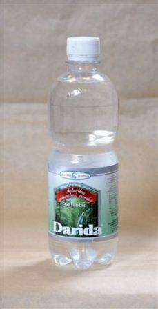 DARIDA 0,5 L mineral water