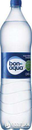 Water Bonaqua carbona 1,5 L pet