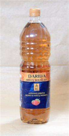 DARIDA 1,5 L «Tea Collection» «Black tea raspberry flavoured» / Soft drink