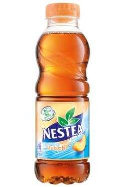 Iced tea Nestea peach 0,5 L pet
