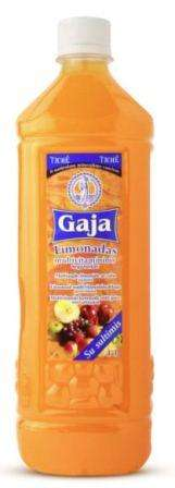 "Non-carbonated fruit flavour soft drink ""Gaja"", 1L"