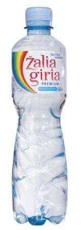 ŽALIA GIRIA Premium 0,5 l /non-carbonated spring water