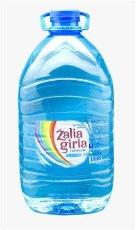 ŽALIA GIRIA Premium 5 l /non-carbonated spring water