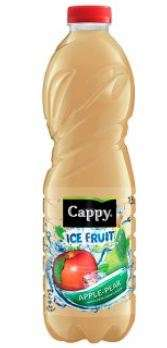 Drink Cappy ice ap pear 1,5 L pet
