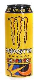 Energy drink Monster energy  0,5 L can