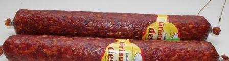 """C/s sausage """"Griaustinio"""", ~500g"""