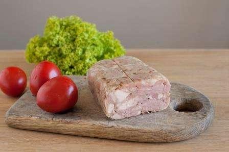 Pork roll,  ~ 0,400 kg