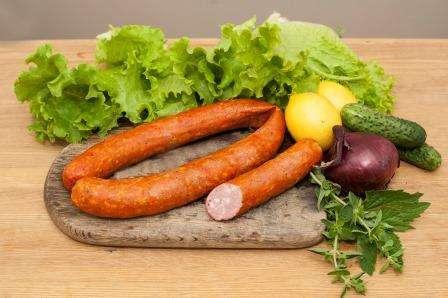 """Sausage""""Pajūrio"""", ~ 0,350 kg"""