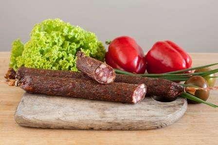 Smoked sausage''Ambasadorių'', ~ 0,300 kg