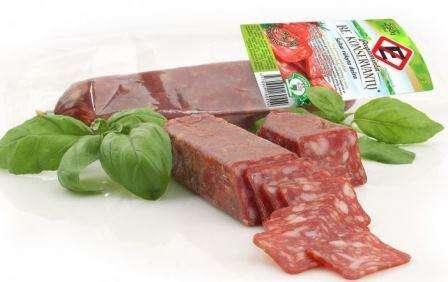 Cold smoked sausage no preservatives 230 g