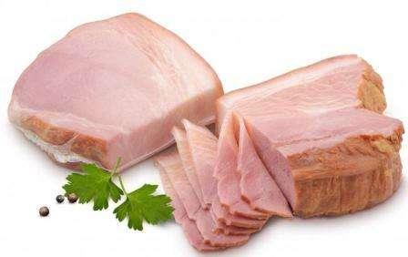 Hot-smoked pork shoulder, ~400g