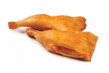 Chicken quarters,  ~ 0.4 kg (plug) KG