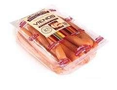 Vienna sausages, ~0,700 kg(duj) KG