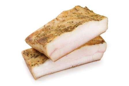 ROKIŠKIO bacon, š.r. (National Heritage), ~ 0,3 kg (plug) KG