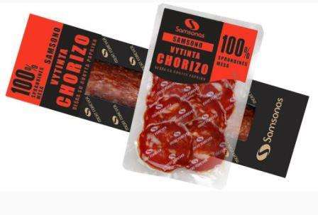 "Dried sausage ""Samsono Chorizo"" 175g"