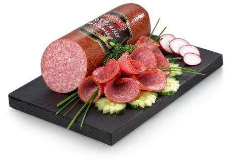 Cooked-smoked Anniversari salami~ 600 g