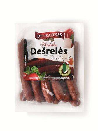 H/s small sausages Tasty~500g