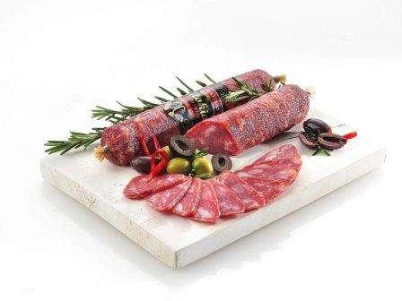 """Dry cured sausage """"Kitokia"""", ~ 250g"""