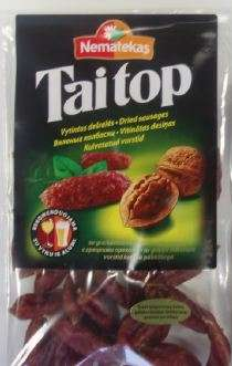 "Dried sausages  with walnuts ""TAI TOP"" , 190g"