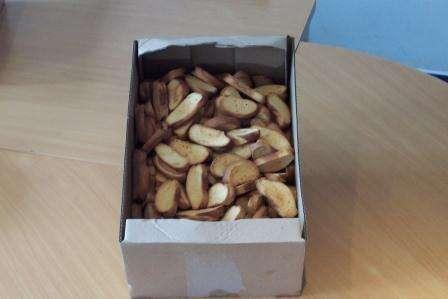 Vanilla breadcrumbs 2kg