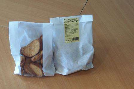Vanilla breadcrumbs 190g