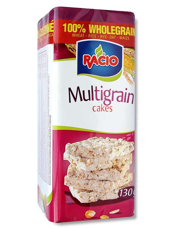 RACIO Multigrain Cakes 130 g