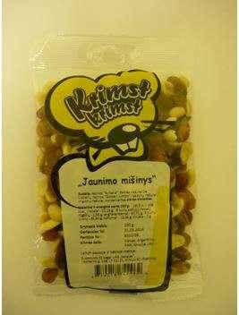 "KRIMST KRIMST 150 g Fruit & Nut Mix ""Jaunimo Misinys"""
