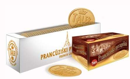 "French cake ""TALER"" 185g"
