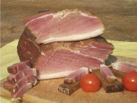 Ham cold smoked