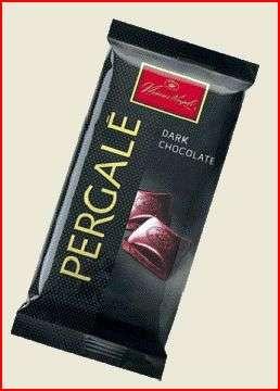 PERGALĖ Dark Chocolate 100 g /Dark chocolate