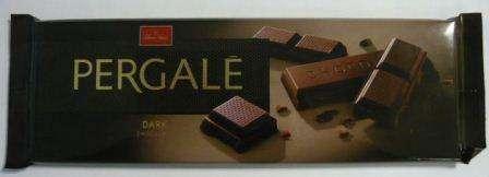 PERGALĖ Dark Chocolate 250 g /Dark chocolate